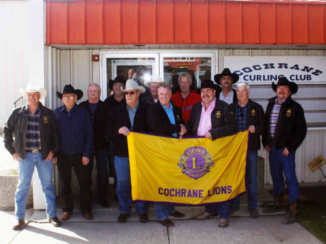 Cochrane Lions Monthly Meeting @ Back of the Cochrane Lions Events Center