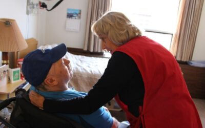 Lions Support Front line workers – Seniors Homes